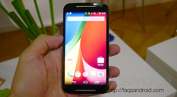 Motorola Moto G 2014: preview en vídeo