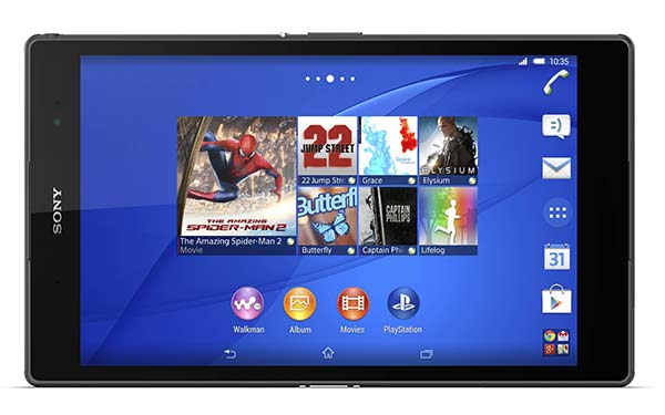 La Sony Xperia Z3 Tablet Compact se pondrá a la venta el 4 de noviembre