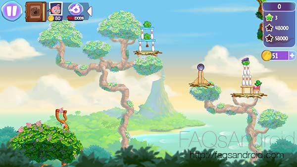 Angry Birds Stella, el lado femenino de los pájaros enfadados
