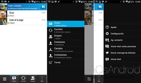 BBM o BlackBerry Messenger para Android: guía de uso, trucos, stickers gratis...
