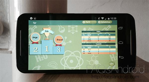 Cienciados, un nuevo juego Android de preguntas y respuestas