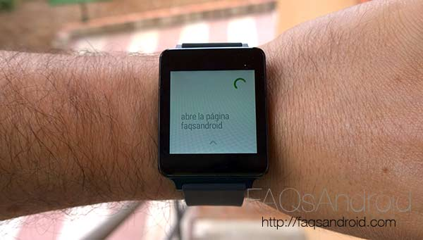 Lista de comandos de voz para los smartwatch con Android Wear