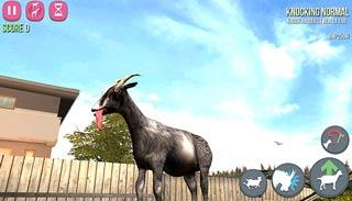 Goat Simulator, un juego con el que malgastar el tiempo sembrando el terror con una cabra