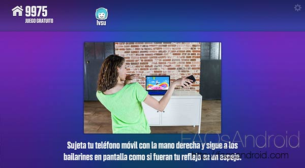 Just Dance Now, juego de baile móvil con necesidad de pantalla supletoria