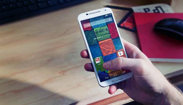 Nuevo Motorola Moto X 2014