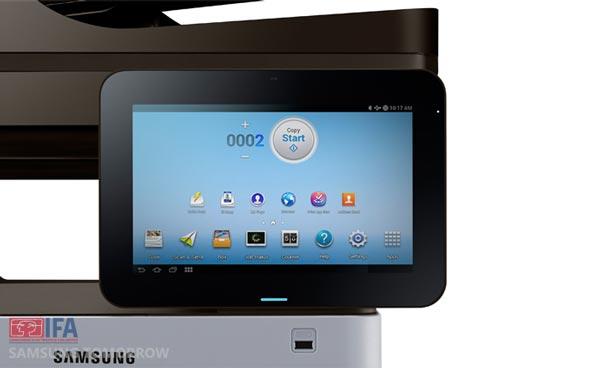 Samsung SMART MultiXpress, impresoras multifunción con Android