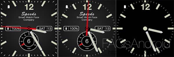 Trucos para ahorrar batería en los smartwatch con Android Wear