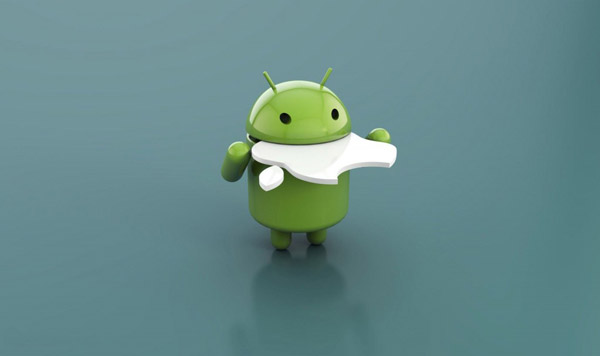 Domingo de wallpapers: Android vs Apple