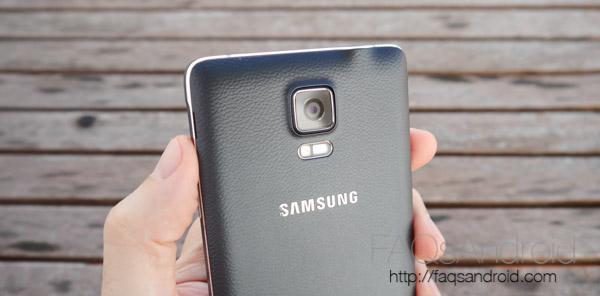 Liberada la actualización a Lollipop del Samsung Galaxy Note 3