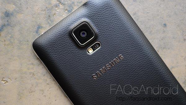 Mejora la cámara del Samsung Galaxy Note 4 con este Mod (ROOT)