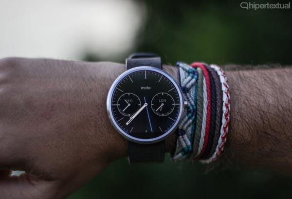 Review del Moto 360 en Celularis