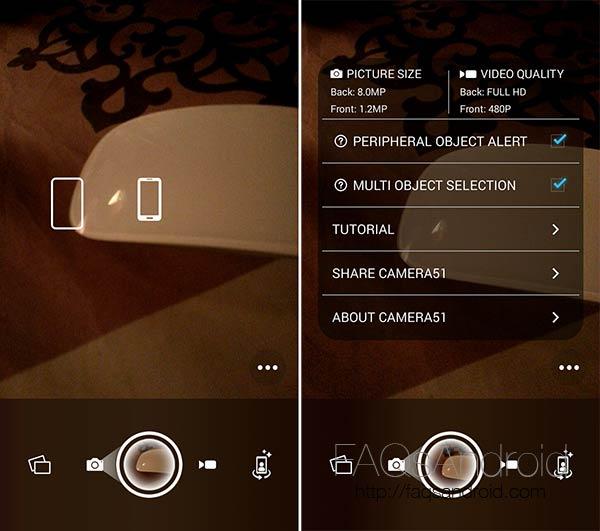 Camera51, una aplicación de cámara automática con grandes resultados