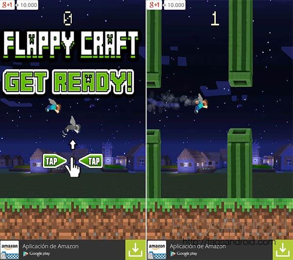 Juegos Android: los 5 clones más raros del Flappy Bird