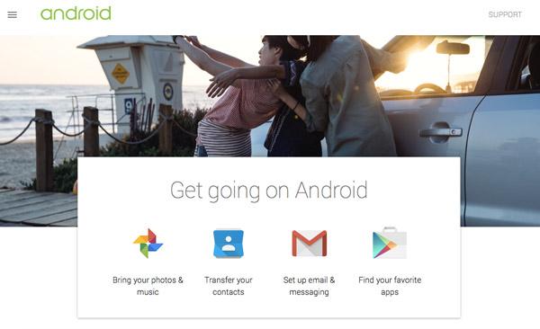 Google publica una guía para pasar de iPhone a Android