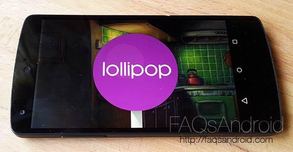 Las fechas de actualización de HTC a Android 5.0 Lollipop