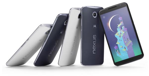Los Nexus 6 se actualizan a Android 7.0 Nougat