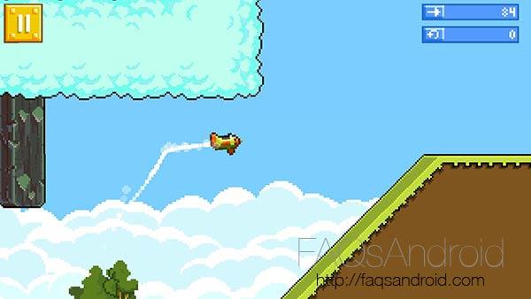 Retry, Rovio deja a trás a los Angry Birds para adentrarse en el estilo Flappy Bird