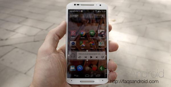 Motorola Moto X 2014: análisis del android modelo