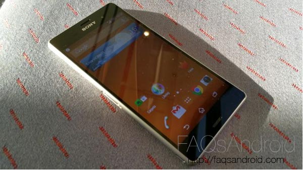 Buenas noticias, Sony lanzará Android 5.0 AOSP para los Sony Xperia Z1, Z2 y Z3