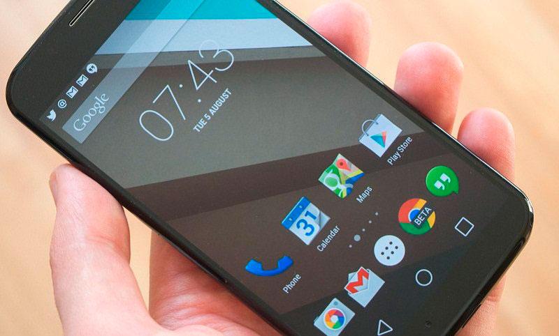 Android Lollipop y la cima de un sistema operativo
