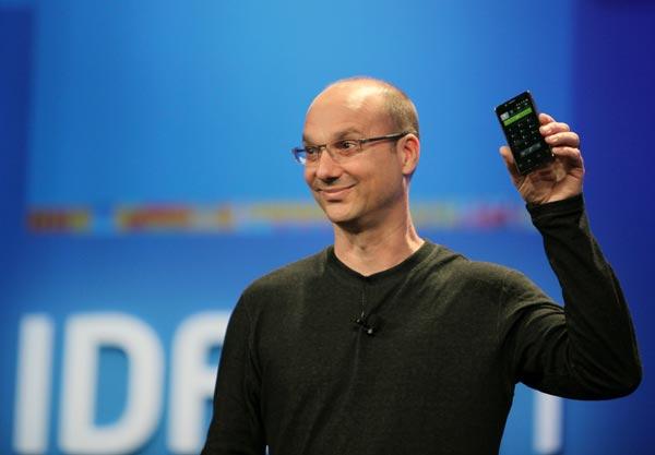 7 núcleos: la semana androide con Andy Rubin, Angry Birds Transformers y más