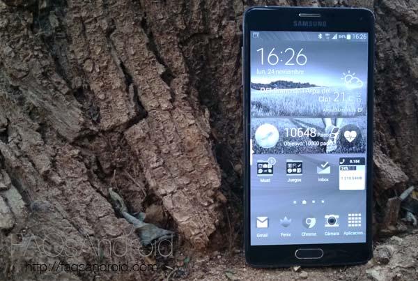 Modo escala de grises: una opción muy curiosa del Samsung Galaxy Note 4, S5 y otros Galaxy