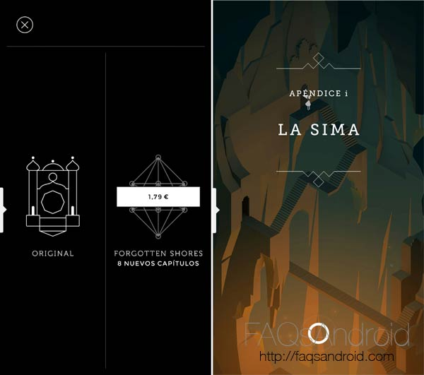 Monument Valley: Forgotten Shores: la continuación ya en la Amazon AppStore