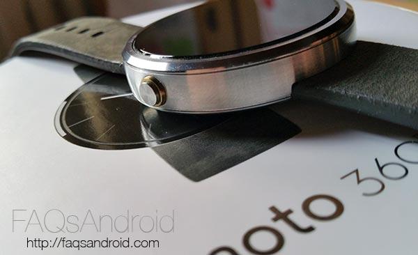 Análisis del Motorola Moto 360: ¿el mejor smartwatch con Android Wear?