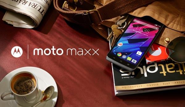 ¿Quieres un Motorola Moto Maxx? Pues tendrás que importarlo