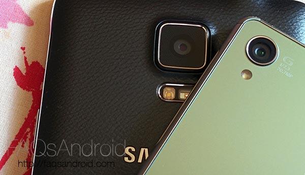 Comparamos el Samsung Galaxy Note 4 con el Sony Xperia Z3: ¡duelo de metal!