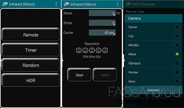 Tres aplicaciones para usar con infrarrojos en el Samsung Galaxy Note 4, HTC One M8...