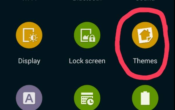 Samsung quiere que personalicemos Touchwiz y ya prepara Themes