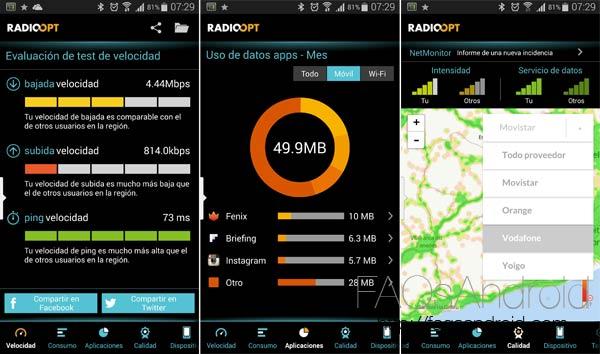 Controla tu factura con Traffic Monitor, mucho más que un medidor de datos