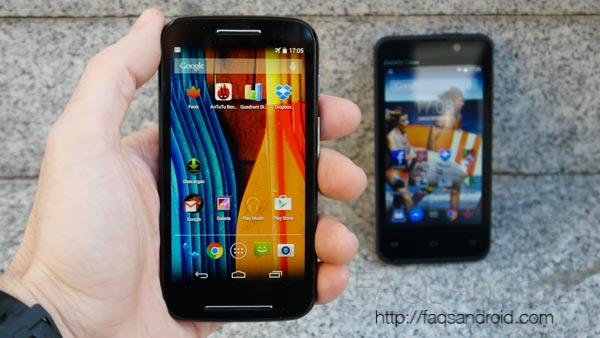 Lo mejor del Motorola Moto E