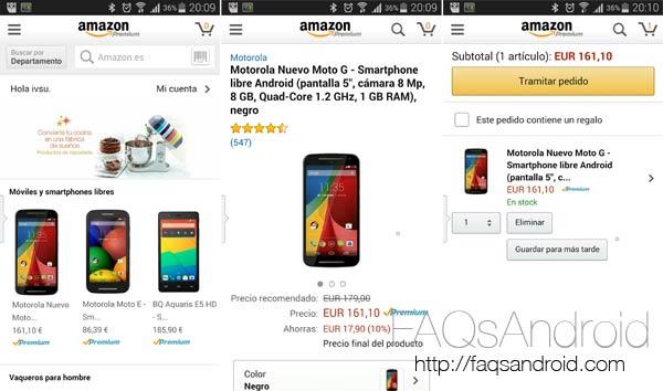 Cinco aplicaciones Android para encontrar todos los regalos de Navidad
