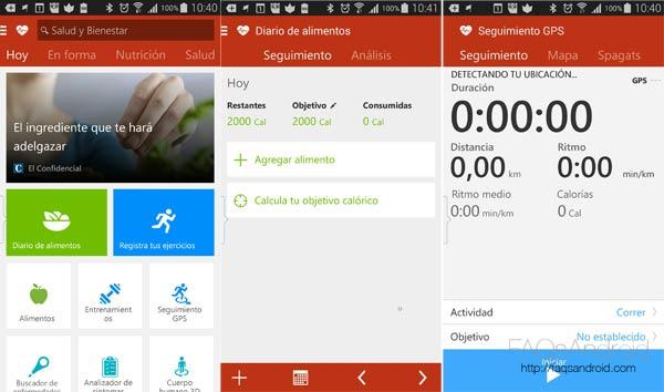 Windows Phone en Android: Microsoft añade más aplicaciones descargables