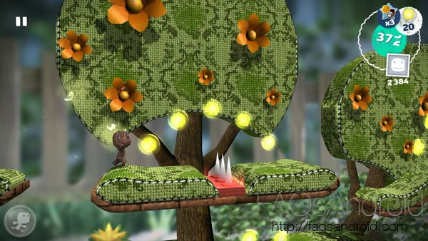 Run Sackboy! Run!, un juego runner con el protagonista de Little Big Planet
