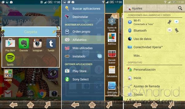 Los 5 mejores themes gratis para los Sony Xperia