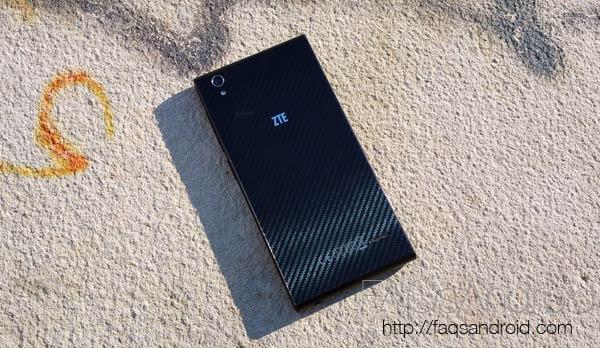 Análisis del ZTE Blade Vec 4G: bueno, bonito y barato
