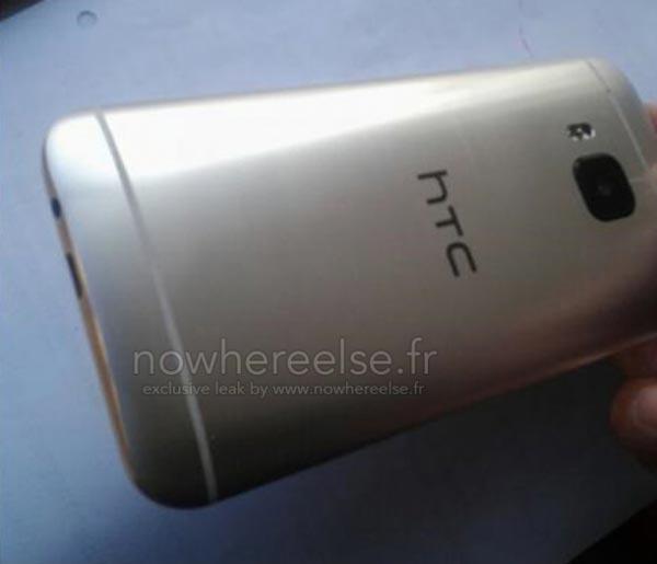 Se filtran fotografías del futuro HTC One M9