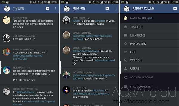 Falcon Pro 3, el cliente de Twitter más potente se reinventa cambiando la fórmula de pago