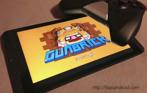 Gunbrick, un juego de plataformas y puzzles muy cuadriculado
