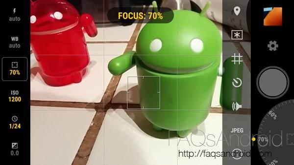 Manual Camera para Android Lollipop 5.0: ajustes manuales en el Nexus 5 y compañía