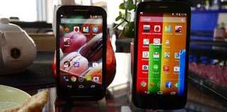Diferencias entre Motorola Moto G y Moto 4G