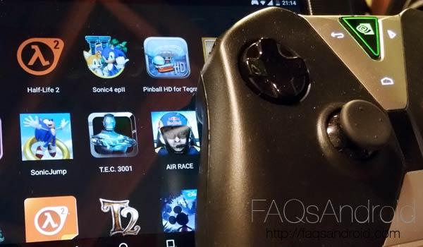 ¿Puede un Android sustituir a una videoconsola? Mi experiencia con la Nvidia Shield Tablet