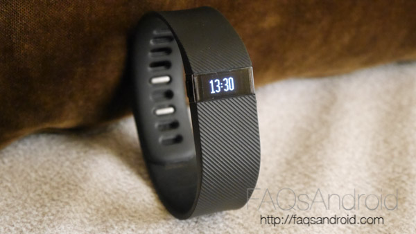 Análisis FitBit Charge