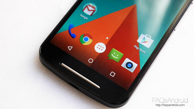 El Moto G 4G recibe Android 5.1 Lollipop