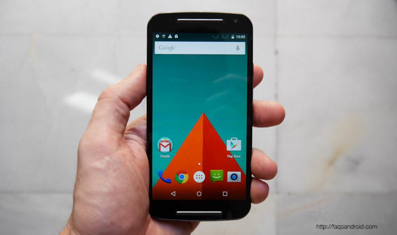 El Moto G 4G original recibe Android 5.1 Lollipop en todo el mundo