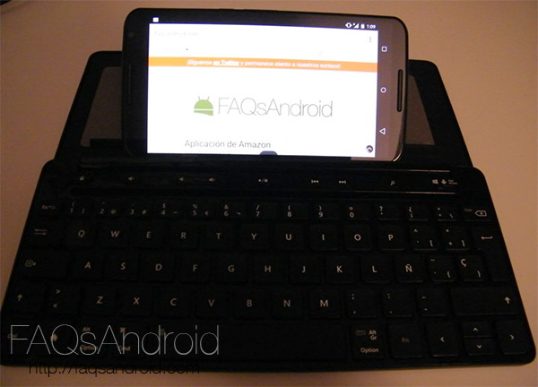 Análisis del Nexus 6, el phablet de Google