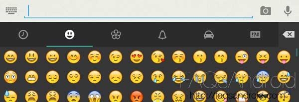 El rincón del cuñao: los iconos del WhatsApp